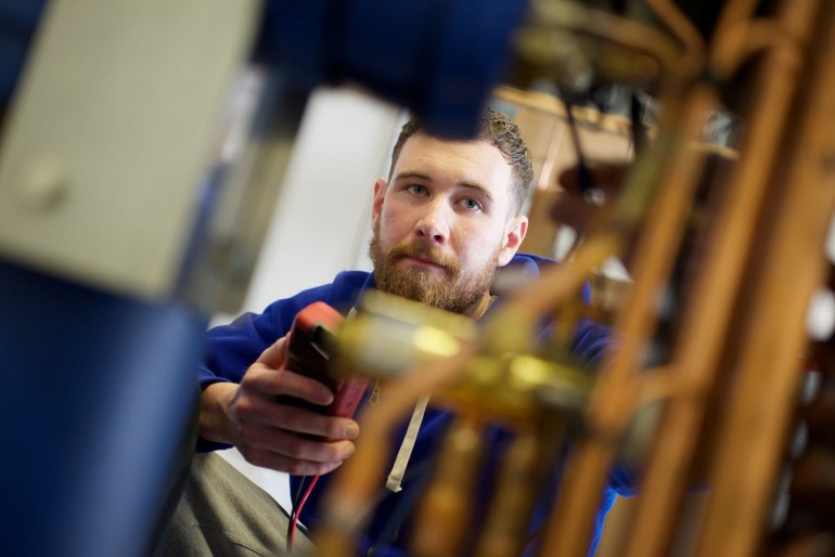 Gas Engineer Course