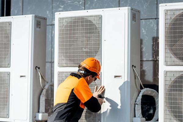 air source heat pump training