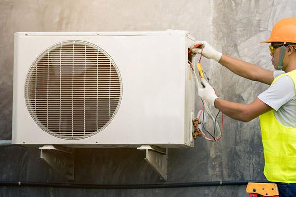 heat pump source